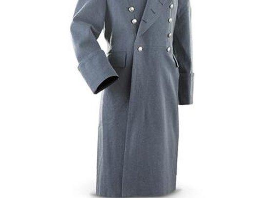 Bulgarian Military Elite Air Force Wool Coat