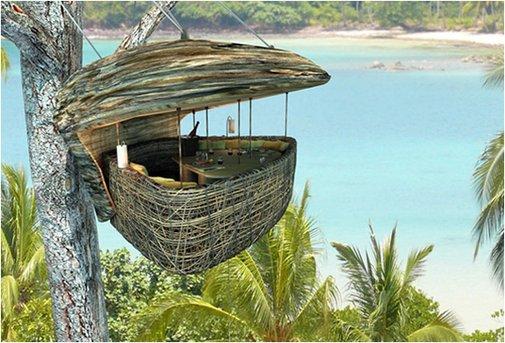 TREE DINING POD | SONEVA KIRI RESORT THAILAND