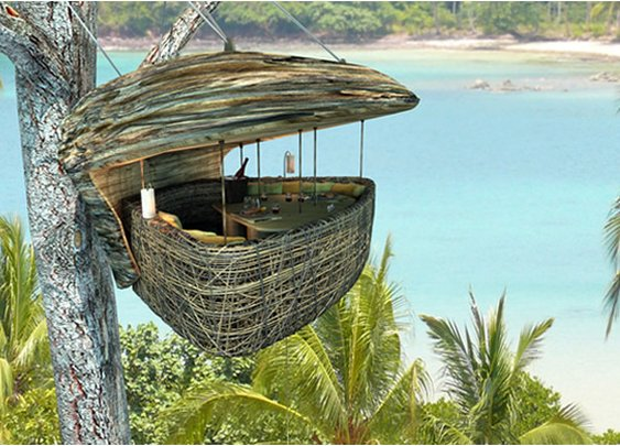 TREE DINING POD | SONEVA KIRI RESORT THAILAND