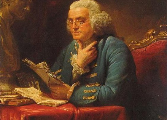 8 Personal Finance Lessons from Benjamin Franklin | The Art of Manliness