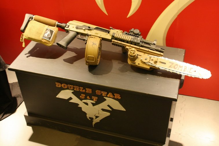 DoubleStar J&T Zombie AK-47