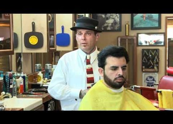 Hawleywood's Barbershop - YouTube