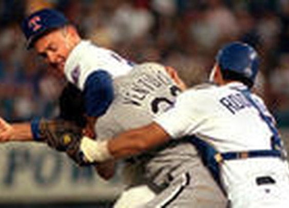 FIGHT!!! The 20 Best Bench-Clearing Brawls in Sports | Bleacher Report