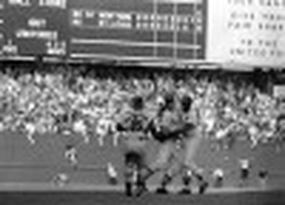 St. Louis Cardinals 1964 World Series win