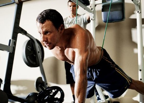 The Lance Armstrong Workout