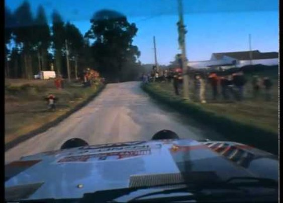 Walter Röhrl - The most amazing onboard ride from the cockpit (Original Footage!)      - YouTube