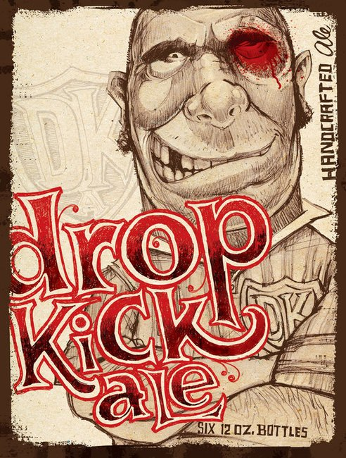 Weston Brewing Company's Drop Kick Ale