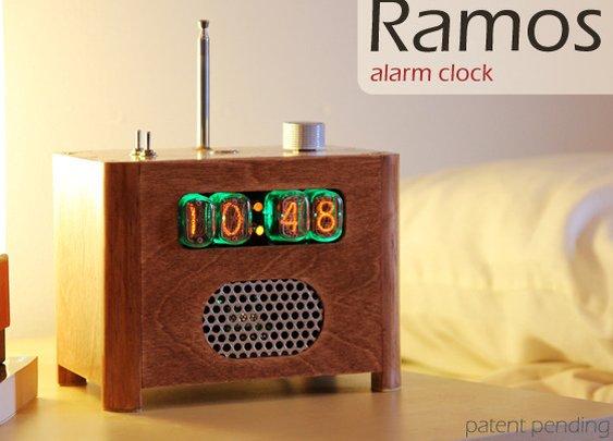 Ramos alarm clock by Paul Sammut — Kickstarter
