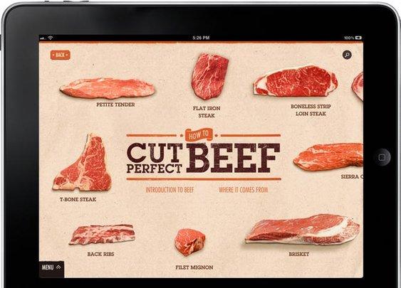 Pat LaFrieda's Big App for Meat