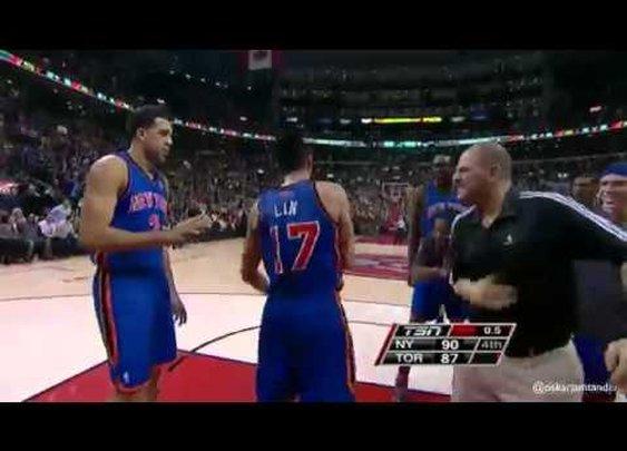 Jeremy Lin Game Winner vs Toronto Raptors - [February 14th]      - YouTube