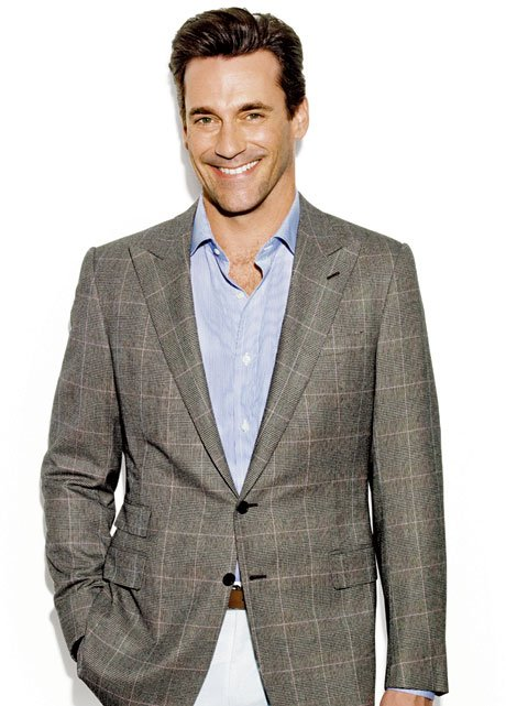 Jon Hamm Interview - Jon Hamm on Mad Men - Esquire