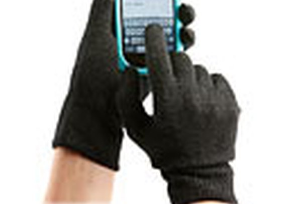 Capacitive Touch Screen Gloves
