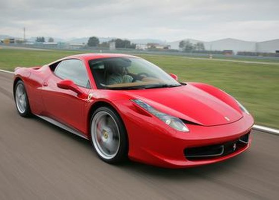 2010 Ferrari 458 Italia - First Drive Review - Car Reviews - Car and Driver