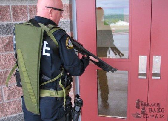 BCS Shotgun Scabbard « Soldier Systems