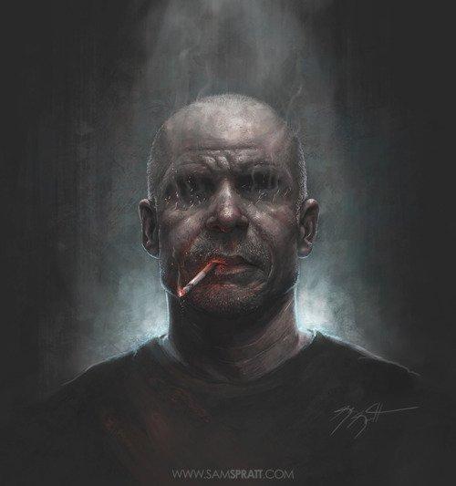 Sam Spratt - The Smoker