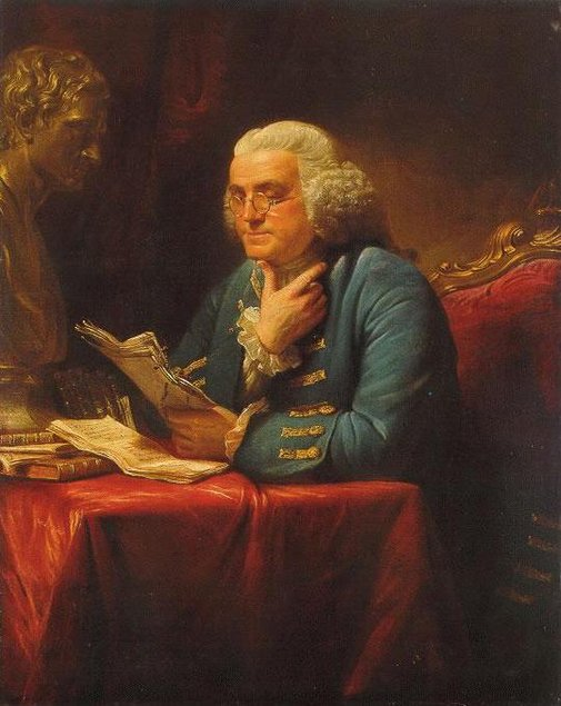 8 Personal Finance Lessons from Benjamin Franklin   The Art of Manliness