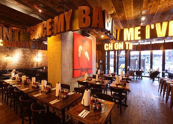 The Dining Room at Hell's Kitchen