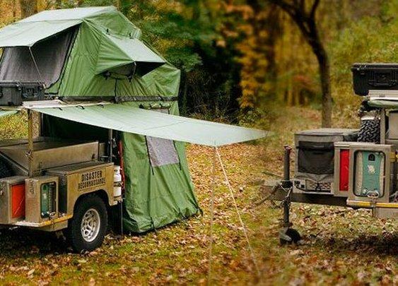 CAMPA USA | All Terrain Trailers | Camping Trailers |