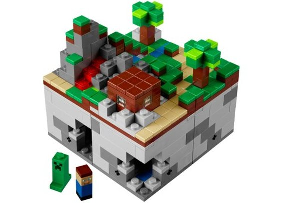 Minecraft Lego set out this summer, check out the first pics | Joystiq