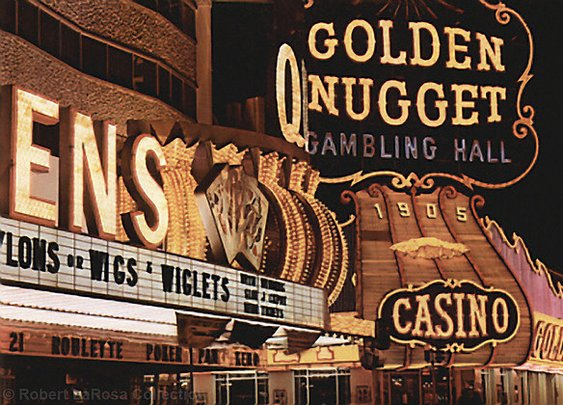Golden Nugget 1960's