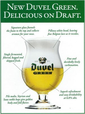 Go Green With Duvel