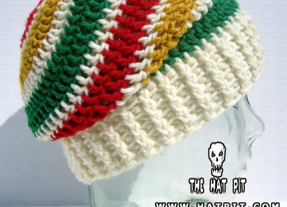 Friendship Beanie #10 Rasta Hat | The Hat Pit