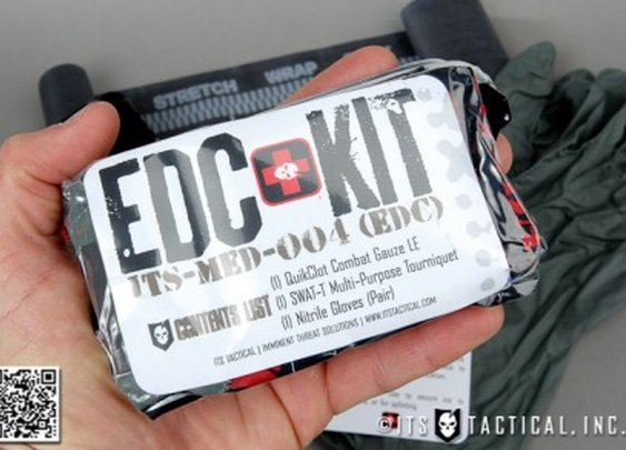 ITS Tactical EDC Trauma Kit «  Soldier Systems