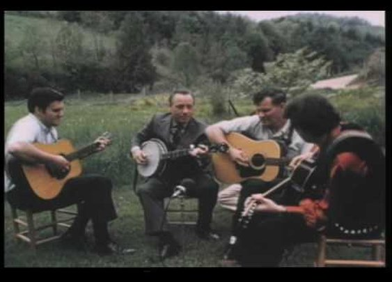 Doc Watson & Earl Scruggs Play At Doc's Home      - YouTube