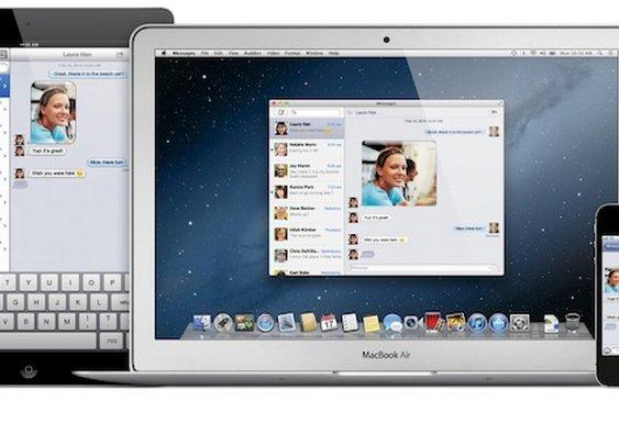 Apple Unveils Mac OS X Mountain Lion