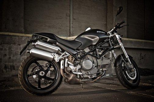 Ducati Monster S2R 800 Dark