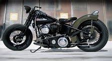 Motorcycle: 1937 Harley