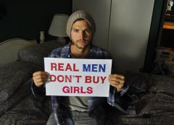 Real Men Gallery | Demi and Ashton Foundation