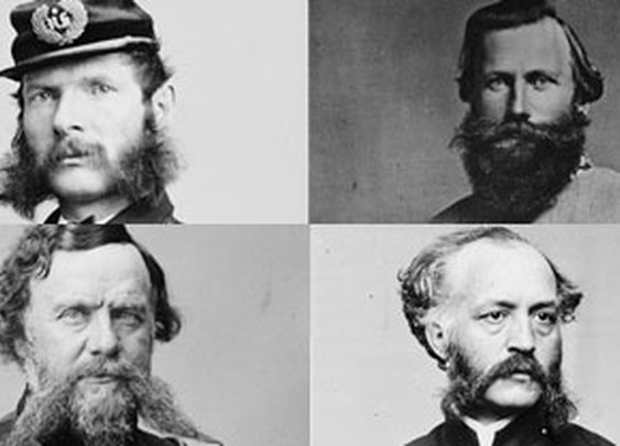 Photos: The Best Facial Hair in the Civil War | History & Archaeology | Smithsonian Magazine