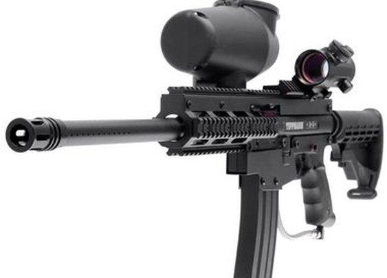 CORE Tippmann A5 Centurion Sniper Marker Package
