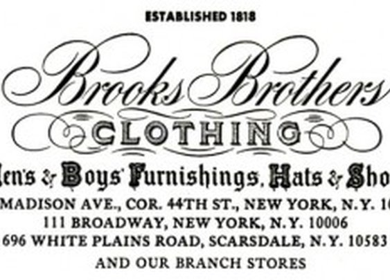 Brooks Brothers: American Icon (Part 1)   Off the Cuff