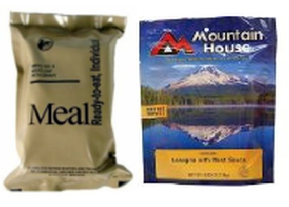 7 Reasons MRE's are Better than Backpacking Meals