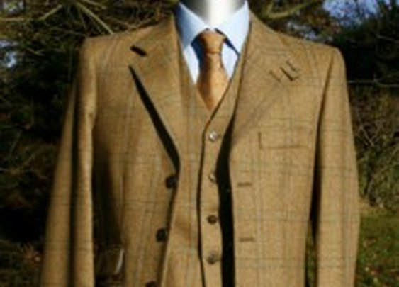 Time for Tweed The Gentleman Mason