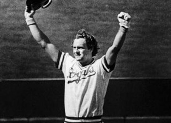 George Brett. The greatest Royal.