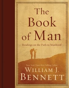 Homo Homini Lupus: The Book of Man By William Bennett