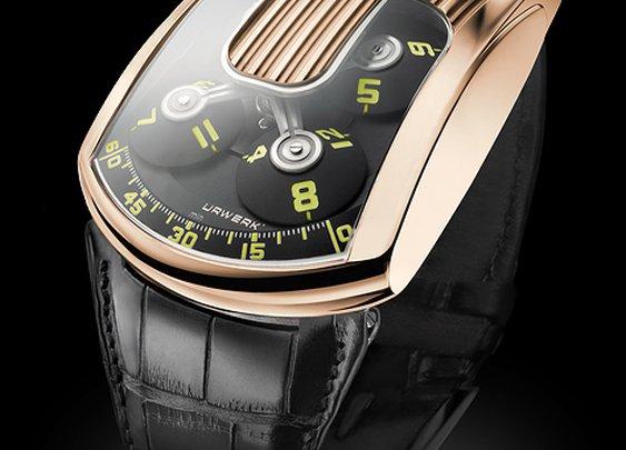 UR-103 | URWERK - Baumgartner & Frei Geneva | The future of fine watchmaking