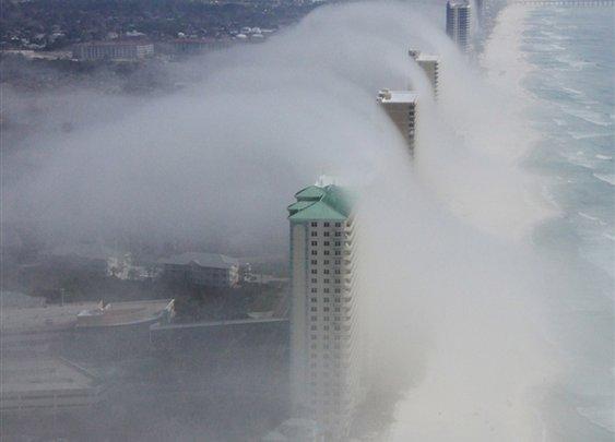 Cloud Tsunami!  Whoa!