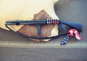 Survival Shotgun Kit