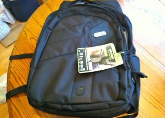 A Vintage Take on a VERY Modern Backpack   Modern Vintage Man