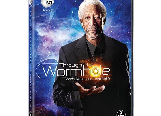 Through The Wormhole Season 2 Special Edition DVD