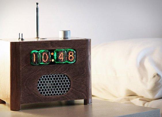 Ramos Alarm Clock   Uncrate