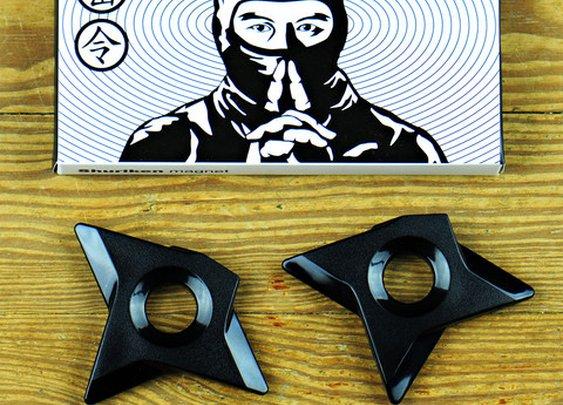 Ninja Magnets - Black