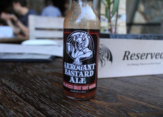 Stone Brewery Restaurant and Gardens Review | California Through My Lens