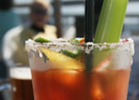 The Creole Bloody Mary