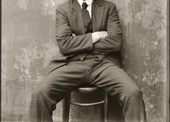 Vintage Mugshots from the 1920s