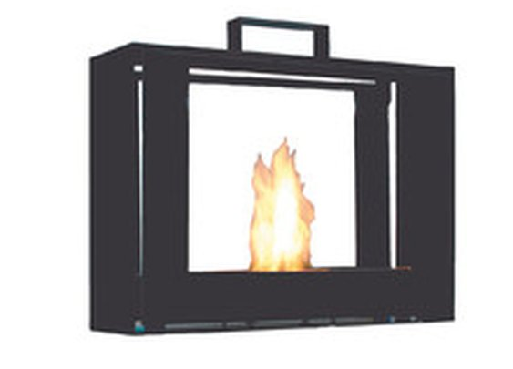 Travelmate - Portable Fireplace